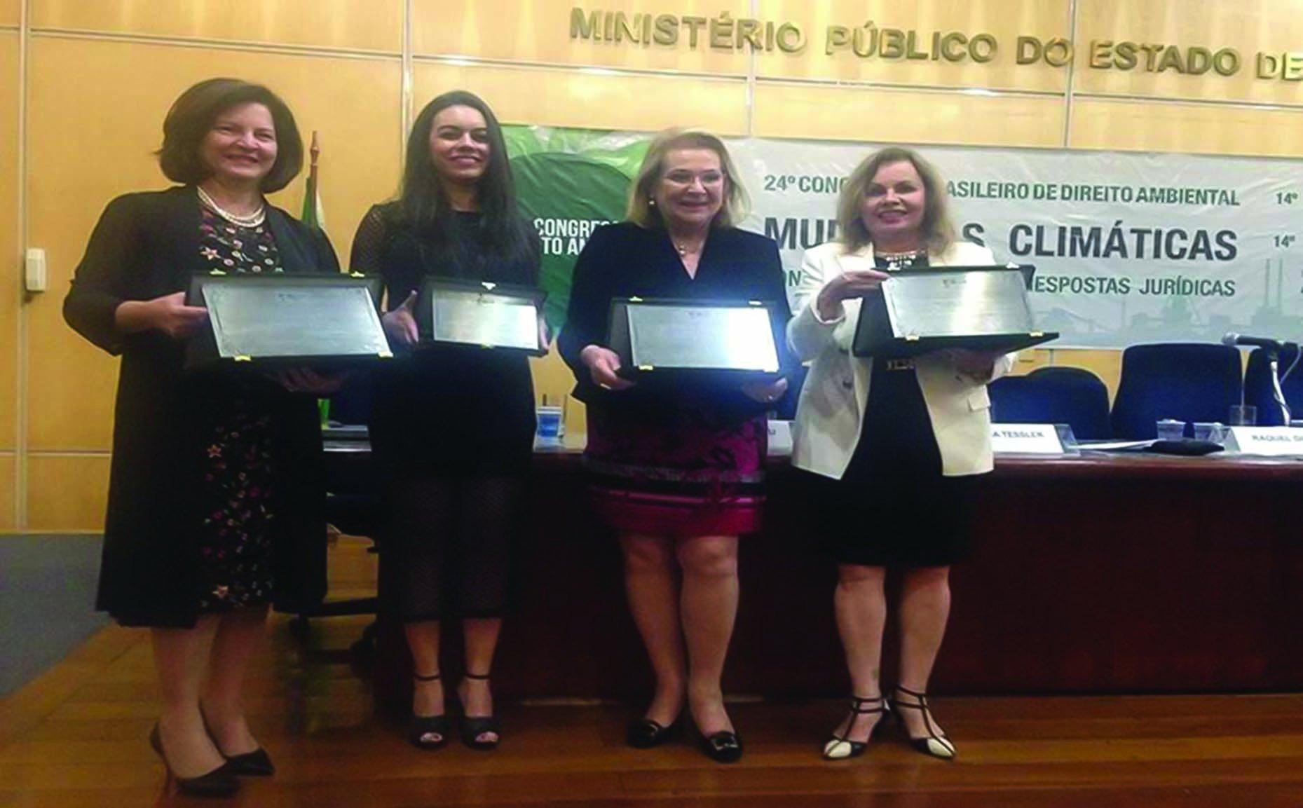 Metodista conquista prêmio com artigo sobre Brumadinho