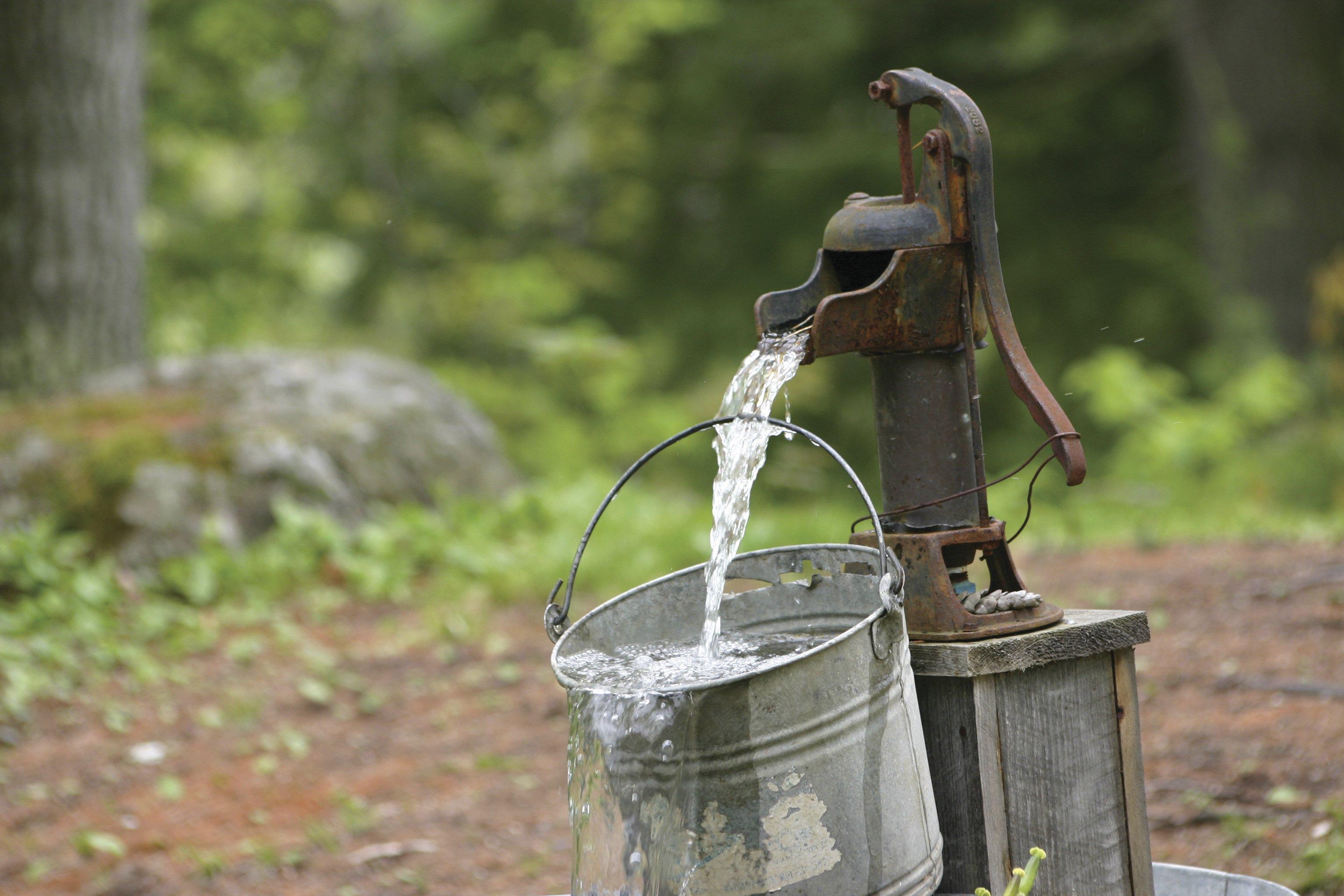 Artigo: a importância da água na missão