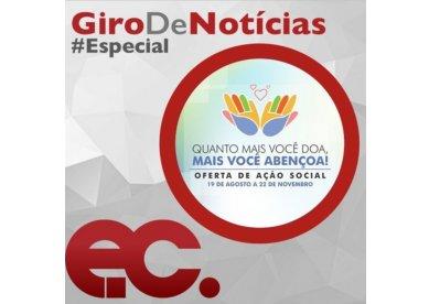 Giro de Notícias #068 - Ação Social