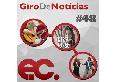 Giro de notícias #048 – EC de março – DNTC – Ministério Emanuel