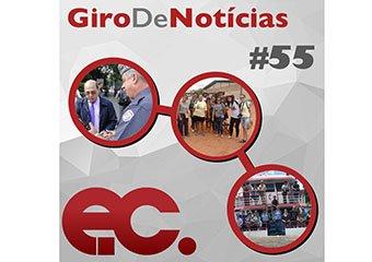Giro#55 no Cenáculo, missão indigenista e barco hospital missionário