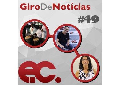 Giro de notícias #049 - Confederação de Jovens -  CMI - Março Lilás