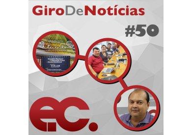 Giro de notícias #050 - Bispo Fábio - Discipulado - Eventos Nacionais