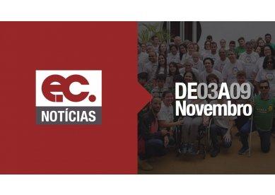 EC Notícias #006 – EC de novembro – Reunião do Colégio Episcopal – Areté 2018
