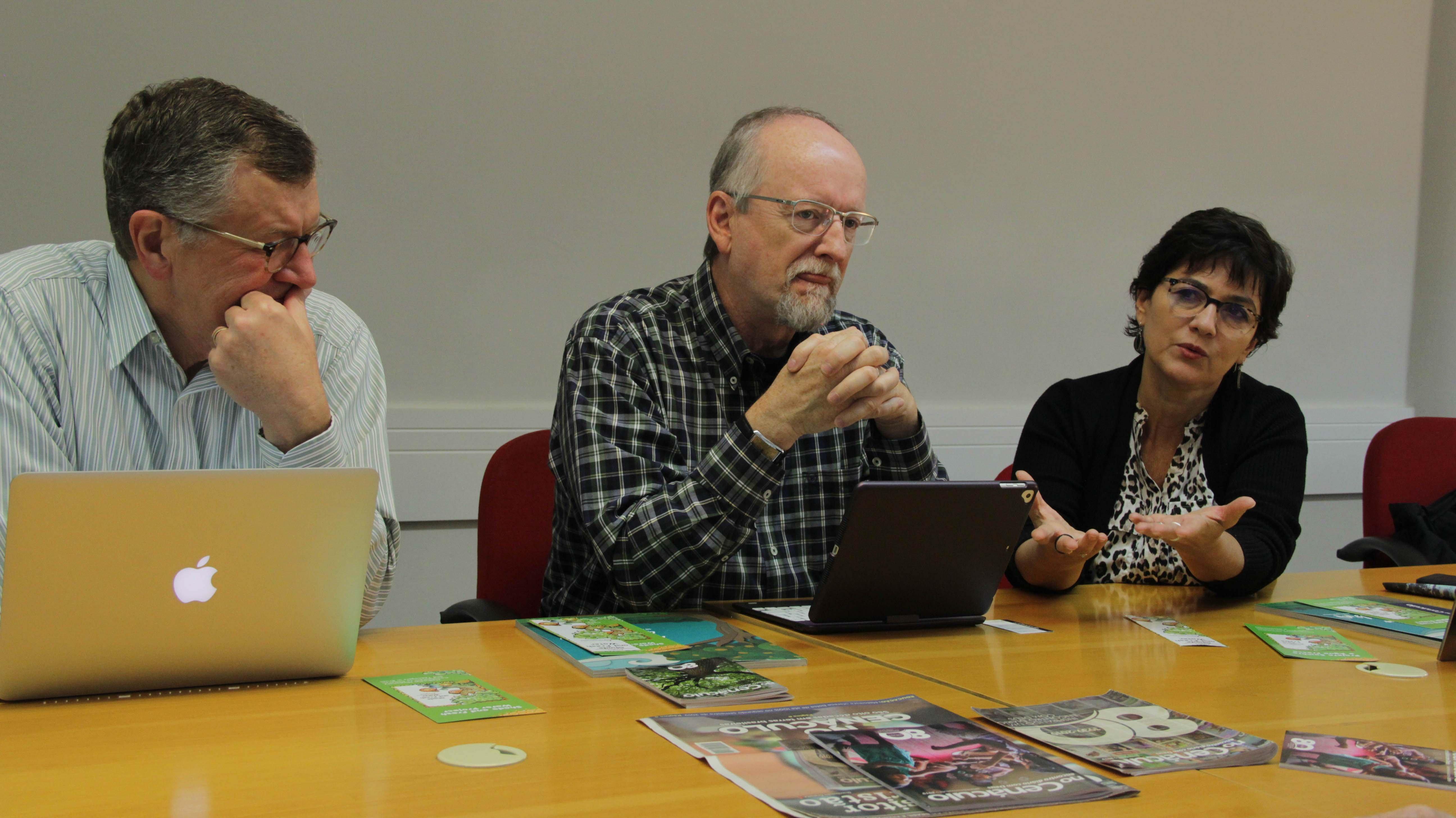 Grupo do Seminário Teológico Evangélico Garrett de Evanston visita o Brasil