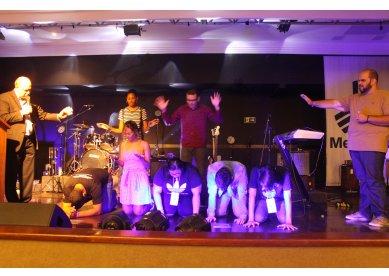 Encontrão de Jovens Metodistas 2018 reuniu mais de 400 jovens em São Paulo
