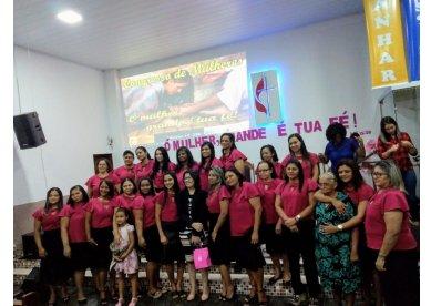 Congresso de Mulheres em Ceilândia Norte