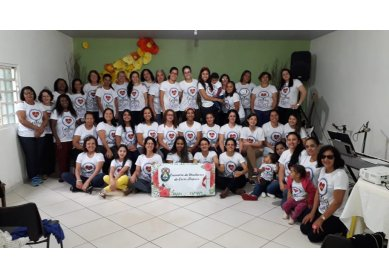 Encontro de Mulheres Metodistas em Ouro Branco (MG)