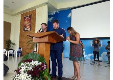 Culto de Posse do Pastor Diego