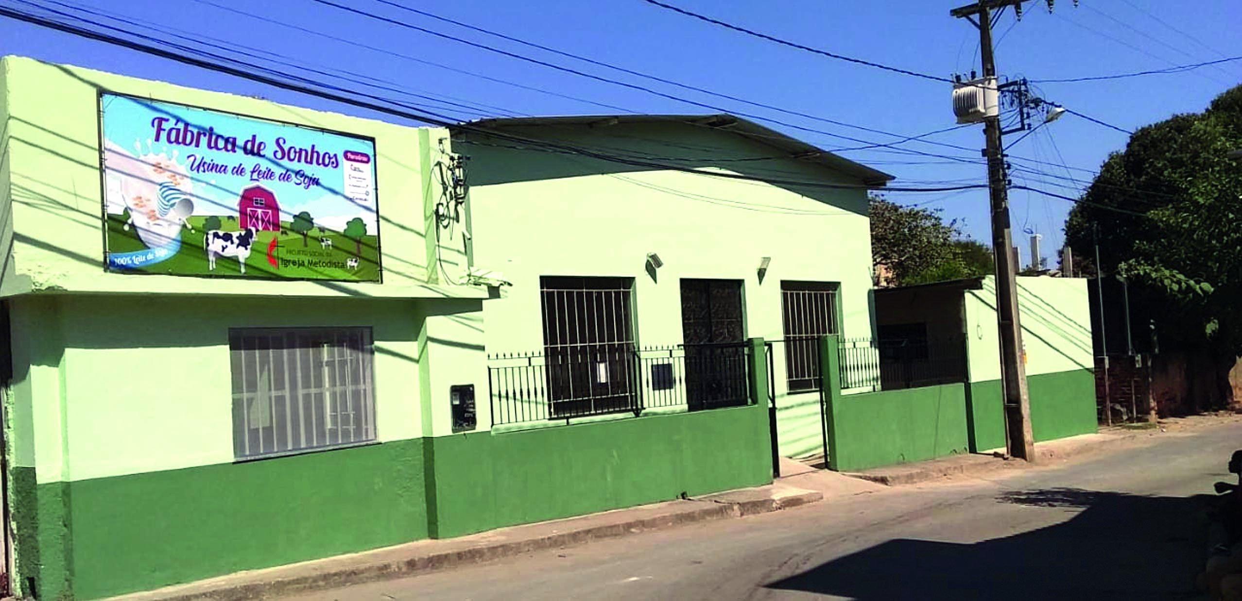 Projeto Vaca Mecânica foi inaugurado na cidade de Além Paraíba, em Minas