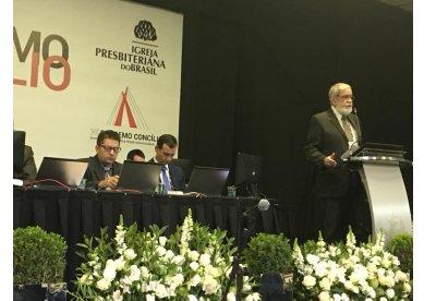 Com 159 anos de história no Brasil, IPB não permite ordenação de mulheres em seu 39º Supremo Concílio