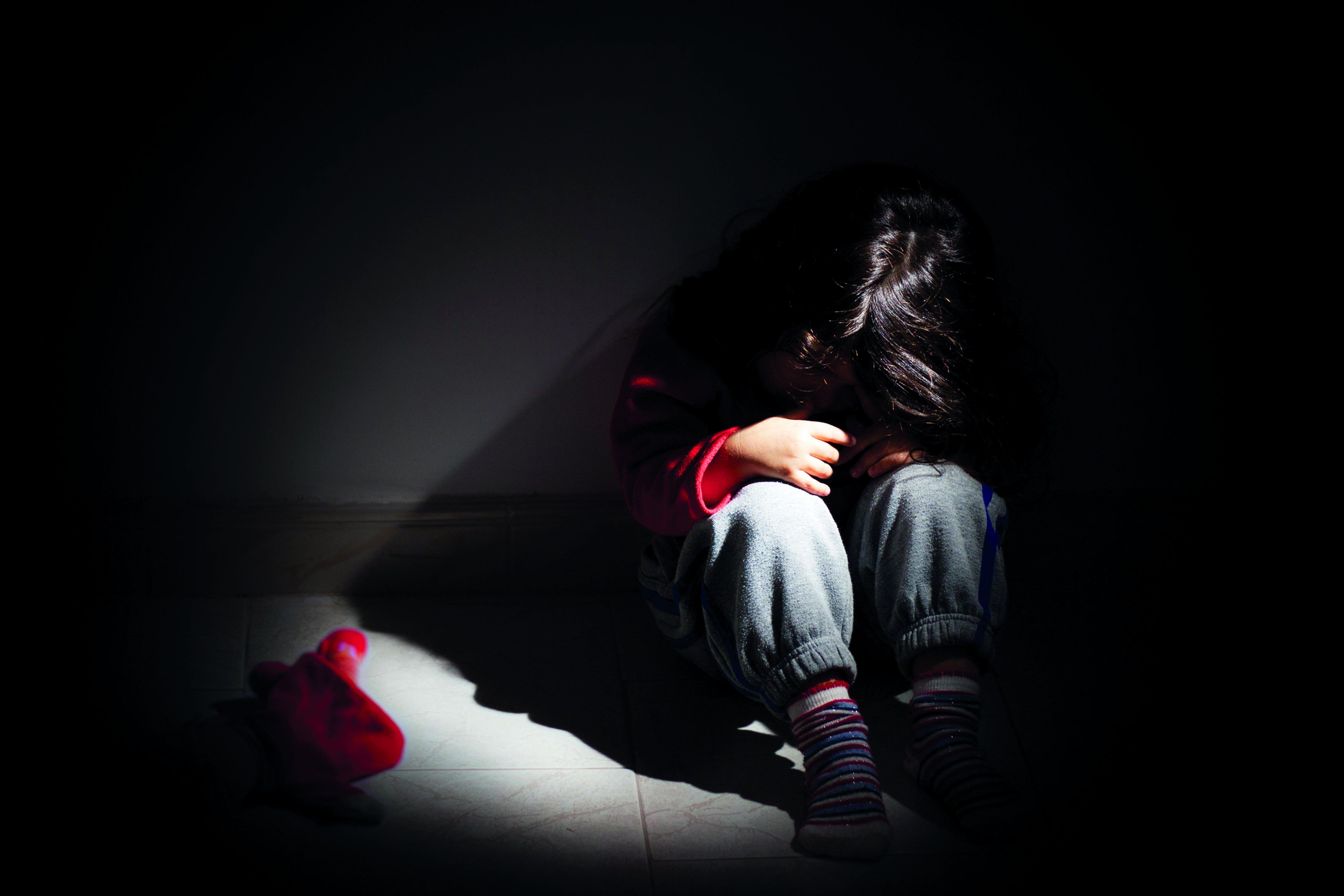 Crianças e adolescentes desprotegidos