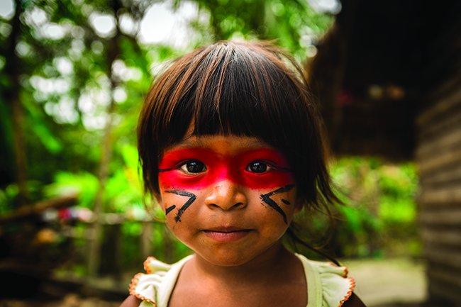 Manifesto de esperança indígena