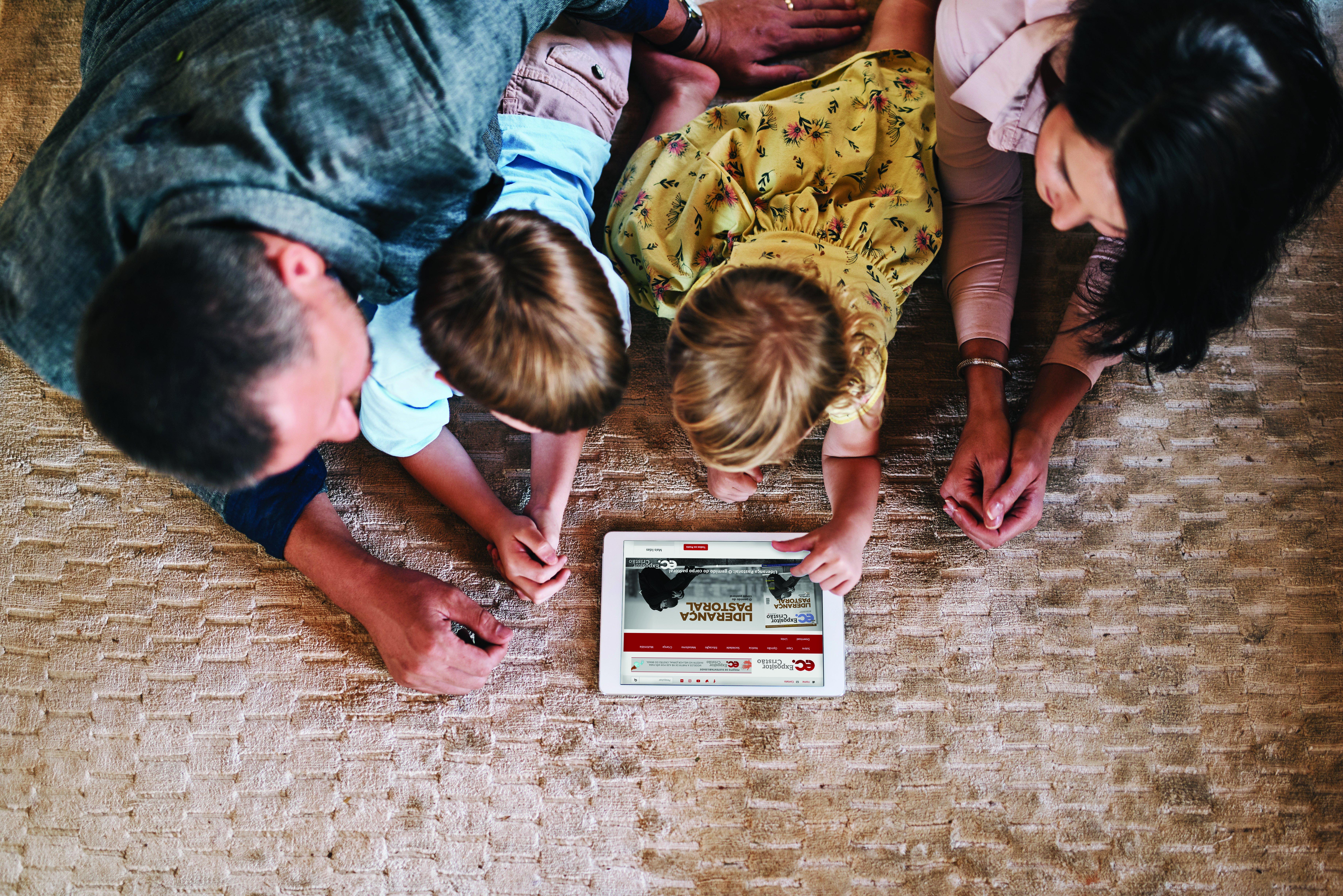 O Expositor Cristão e as Crianças