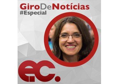 Giro de notícias - Especial - Ivana Aguiar Garcia - Confederação Metodista de Mulheres