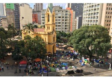 Igreja Metodista do Jardim Arize, em São Paulo, promoverá ação evangelística no Largo do Paissandu