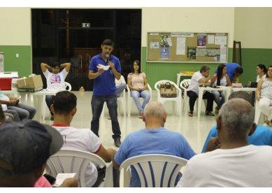 Novembro Azul na Igreja Metodista em Porciúncula