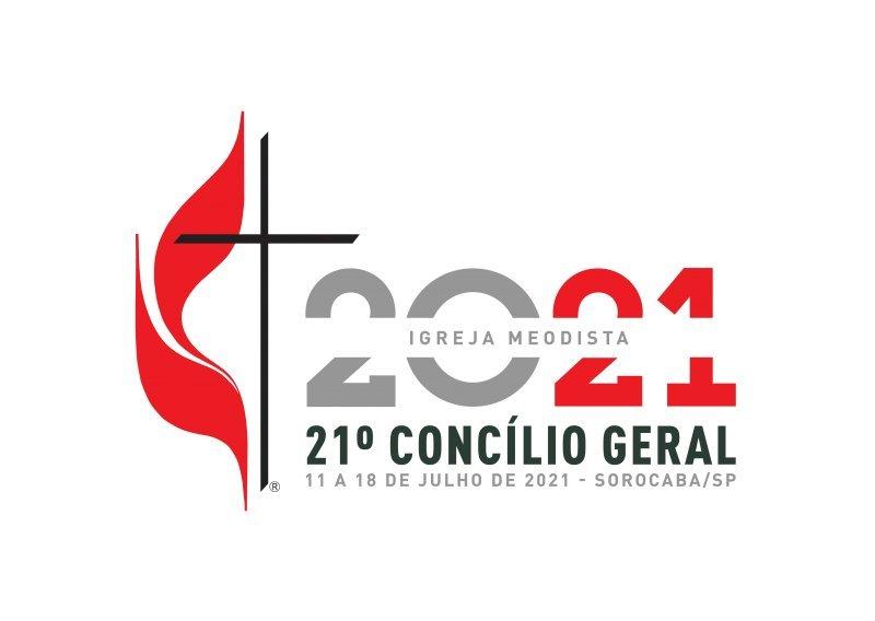 Conheça o logotipo do 21º Concílio Geral da Igreja Metodista