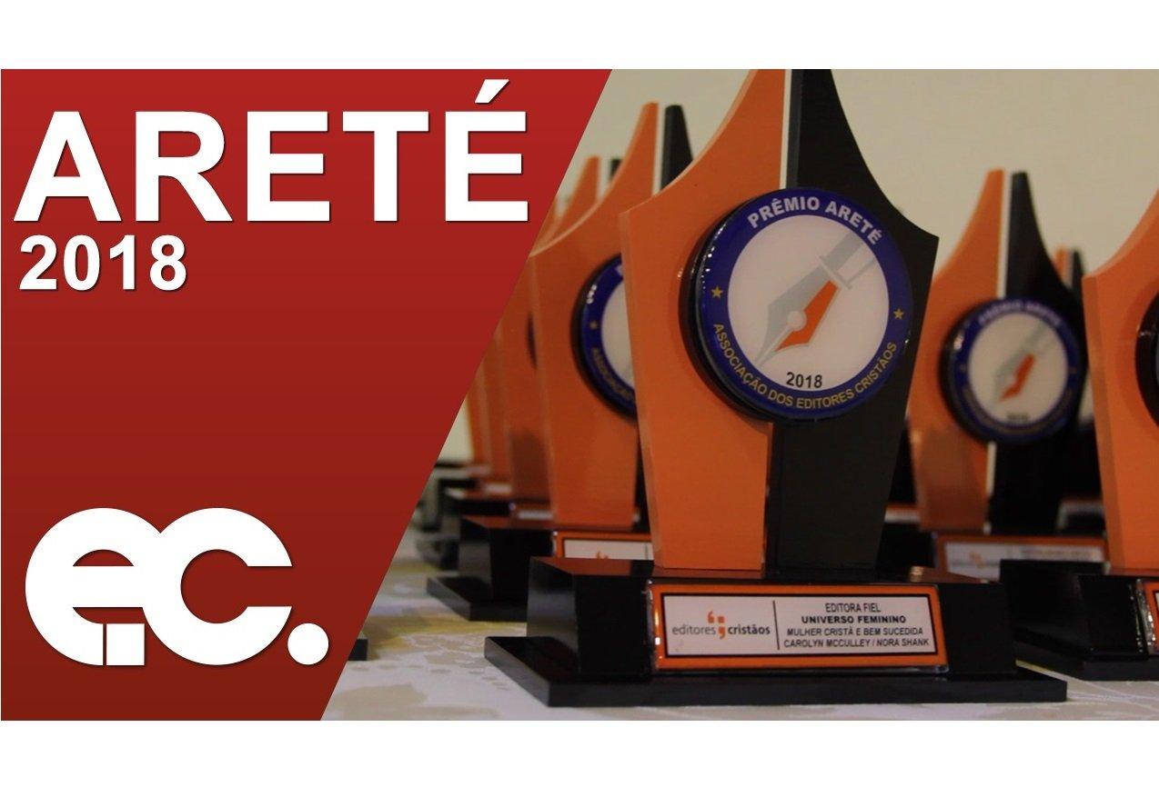 Prêmio Areté 2018: a Angular Editora levou quatro títulos aos finalistas e ganhou em duas categorias