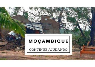 Igreja Metodista brasileira segue arrecadando doações para vítimas de desastres naturais em Moçambique