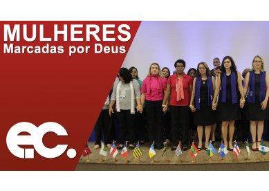 Mulheres metodistas realizam seu décimo Congresso Nacional em Águas de Lindóia