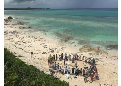 ONU incentiva mutirões de limpeza de praias em setembro - mobilize sua igreja