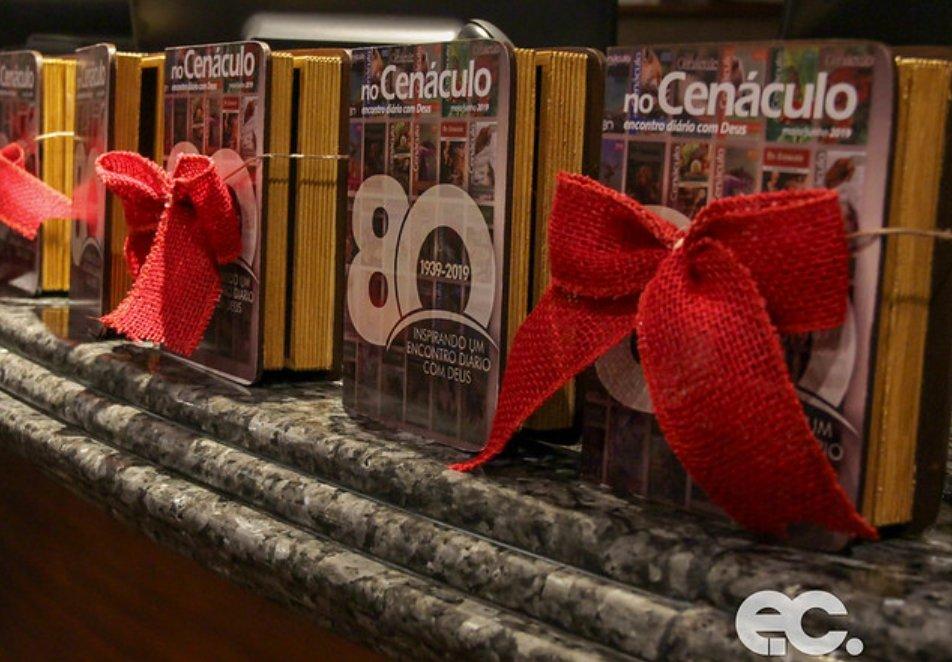 Confira o álbum de fotos das celebrações dos 80 anos do no Cenáculo