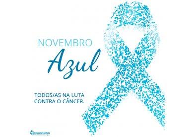 No Novembro Azul, INCA e Ministério da Saúde alertam para a saúde do homem