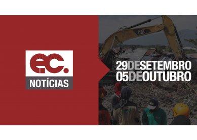 EC Notícias #005 - Ensino Religioso - DNTC - EC de outubro