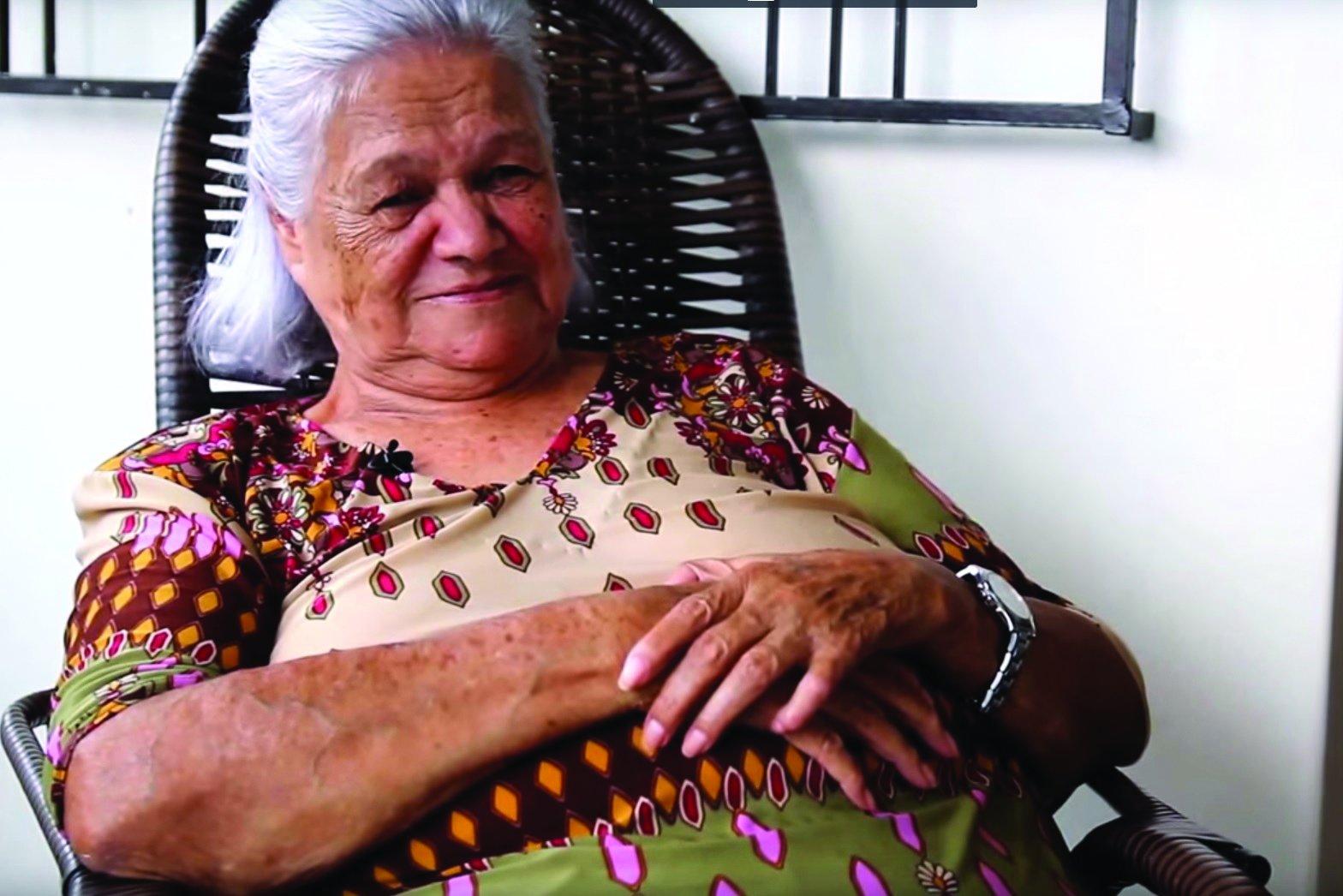 Falece aos 82 anos a viúva do Bispo Scilla Franco