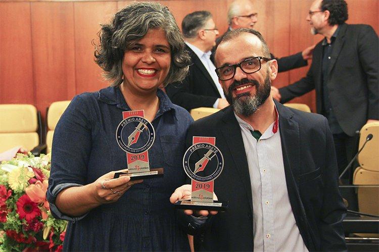 Expositor Cristão e Educação Cristã recebem Prêmio Areté 2019