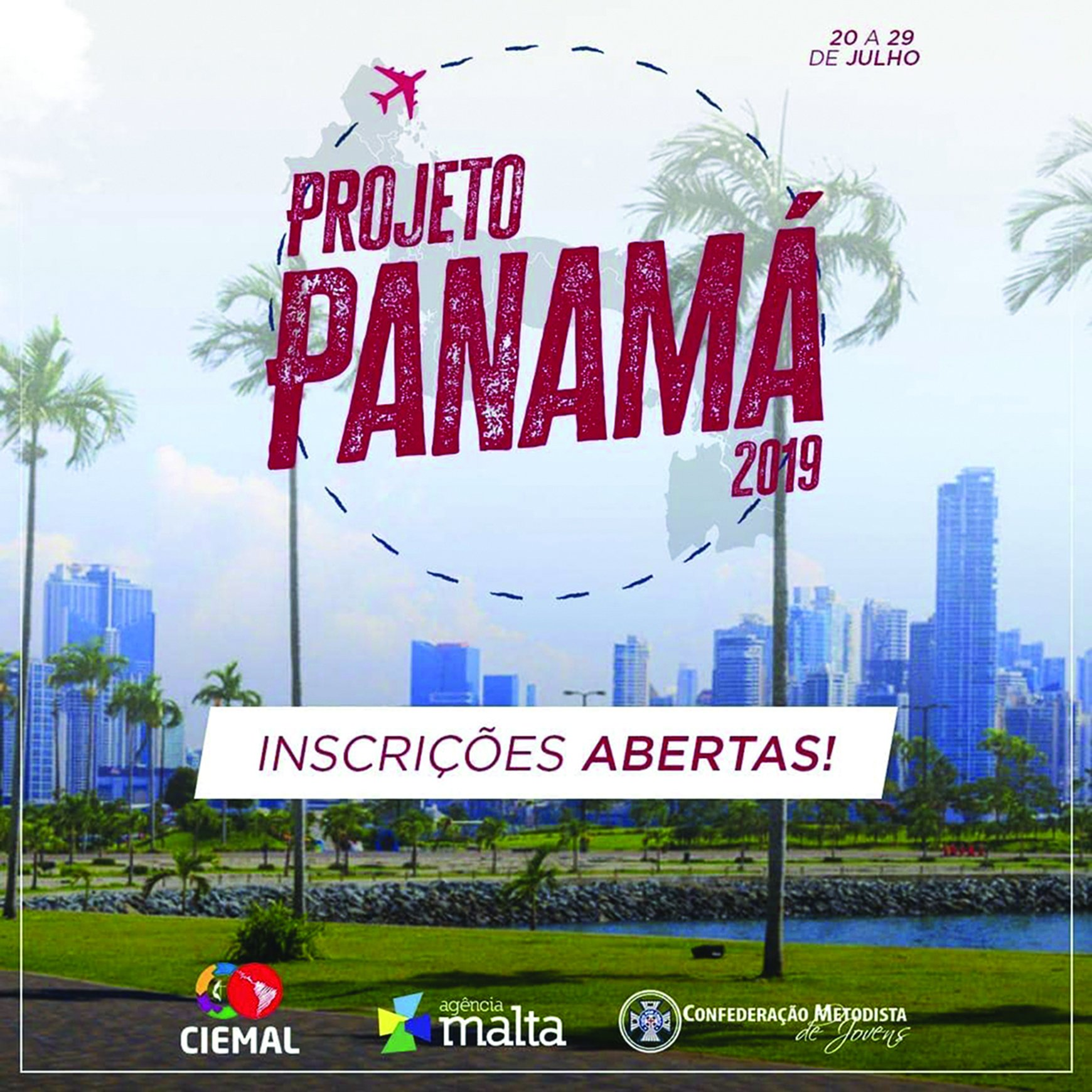 Projeto  Panamá 2019