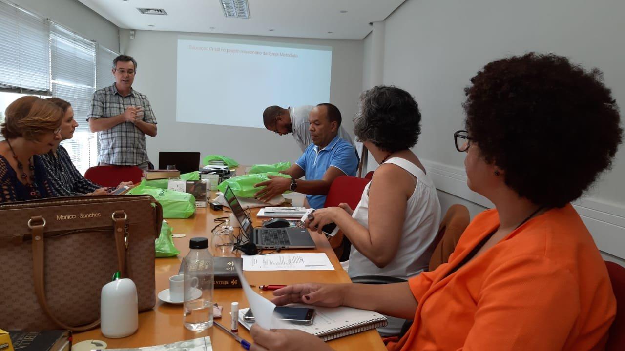 Encontro Nacional de Pessoas da Educação Cristã e Escola Dominical acontece em São Paulo