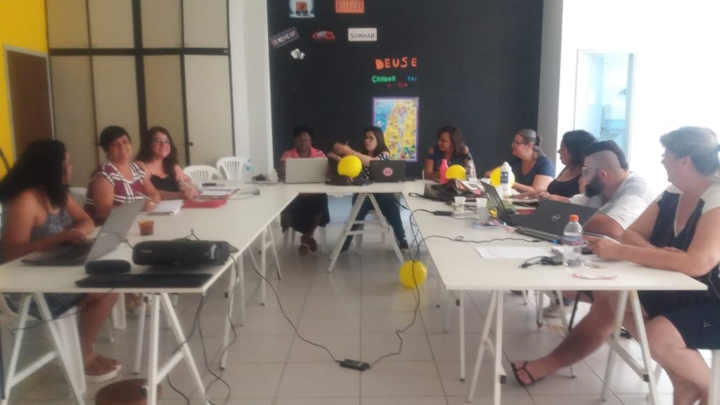 Departamento Nacional de Trabalho com Crianças se reúne em Brasília