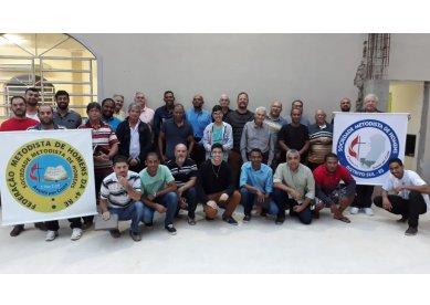 Federação de Homens da 4ª Região Eclesiástica promove Encontros Distritais