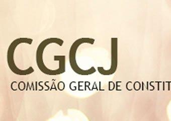 Leia as últimas decisões da Comissão Geral de Constituição e Justiça