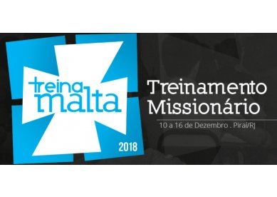 Últimos dias para se inscrever no Treina Malta 2018 e Treinamento Conecta