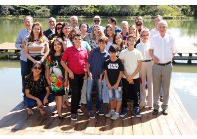 Igreja Metodista Curva do Rio recebe os seus primeiros membros em Unaí