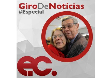 Giro De Notícias - Especial - Bispo Stanley Da Silva Moraes e Rute Moraes