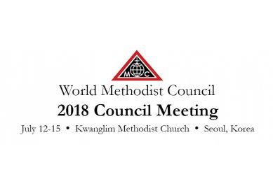 Bispos brasileiros seguem para o Conselho Metodista Mundial, na Coréia do Sul