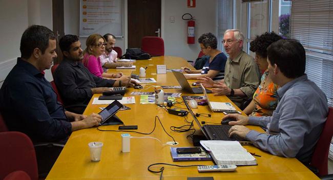 Grupo de Trabalho e Equipe de Comunicação do Vigésimo Concílio Geral