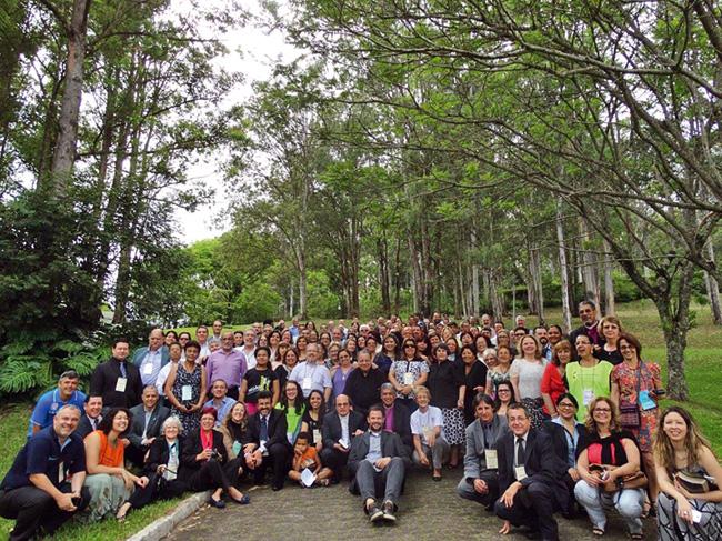 Grupo no Concílio Regional 2° RE