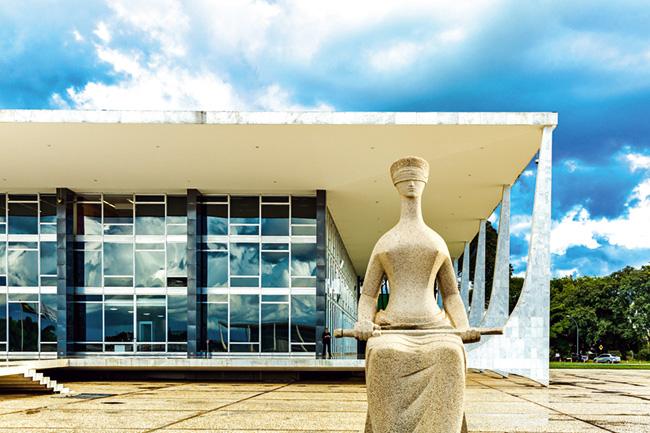 Foto da cidade de Brasília