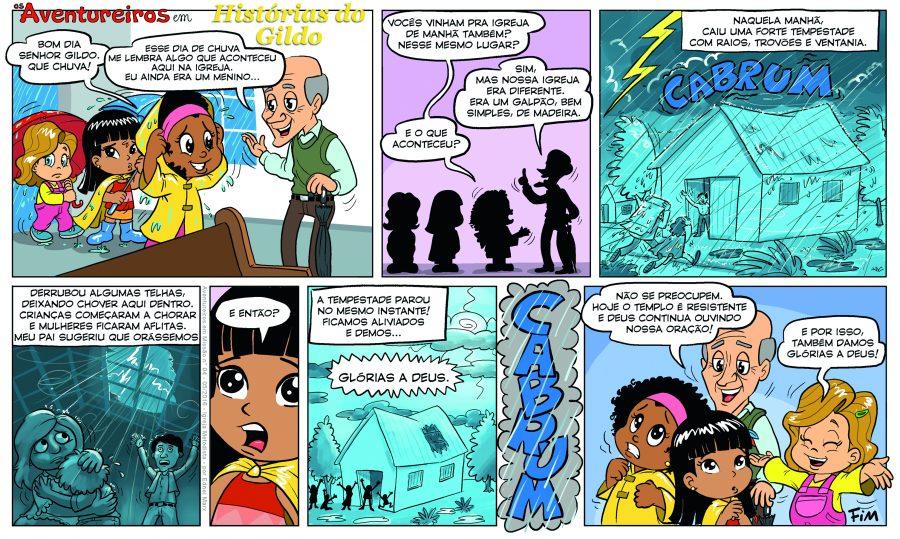 Aventureiros: A Aventura da Cidadania