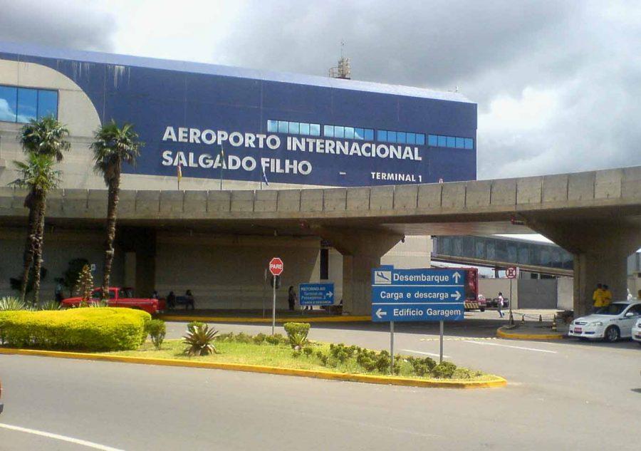 Divulgação Aeroporto Salgado Filho