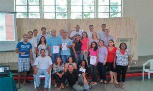 Curso de Formação de Evangelistas no Ceará.