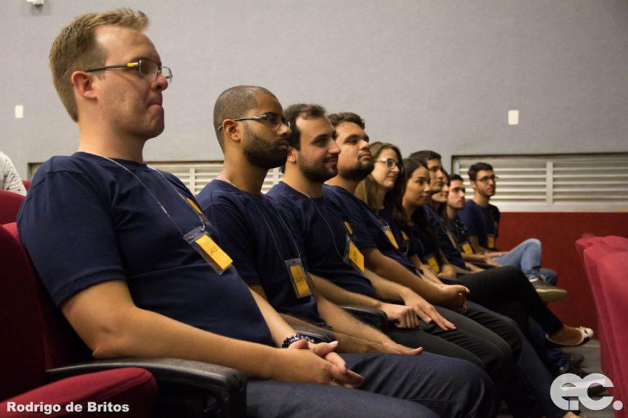 O Programa Jovens Talentos selecionou 12 profissionais de 97 pessoas que se inscreveram | Rodrigo de Brito