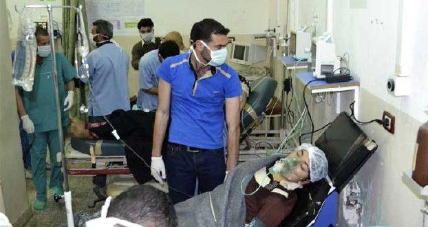 Foto: Observatório Sírio de Direitos Humanos